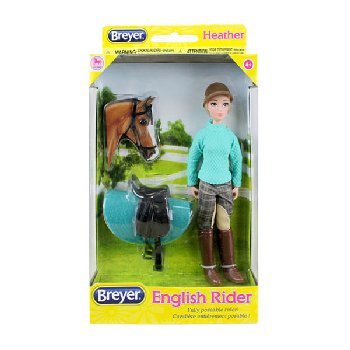 Breyer Classics Heather, English Rider