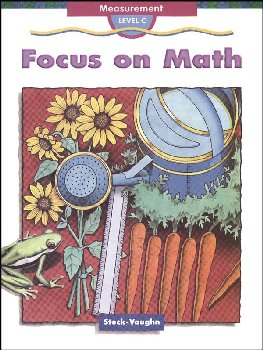 Focus on Math - C Measurement