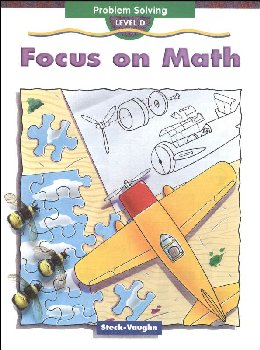 Focus on Math - D Problem Solving