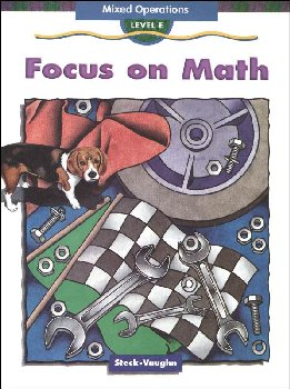 Focus on Math - E Mixed Operations