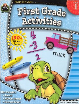 First Grade Activities (Ready, Set, Learn)