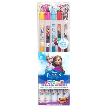 Frozen Colored Smencil Set of 5
