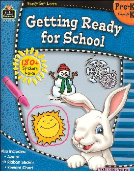 Getting Ready For School (Ready, Set, Learn)