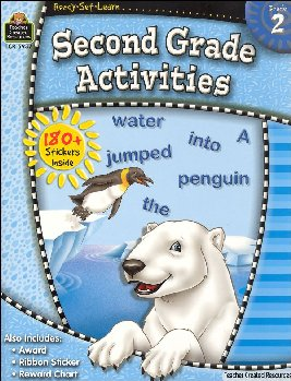 Second Grade Activities (Ready, Set, Learn)