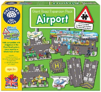 Giant Road Expansion Pack: Airport