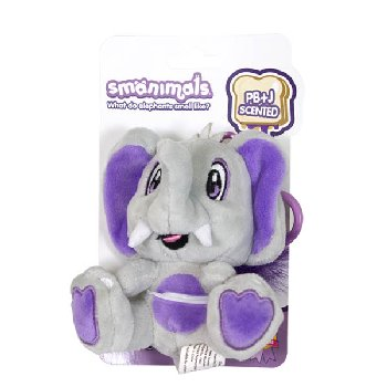 Smanimal Backpack Buddy - Elephants