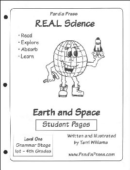 R.E.A.L. Science Odyssey: Earth and Space Level 1 (Student Pages)