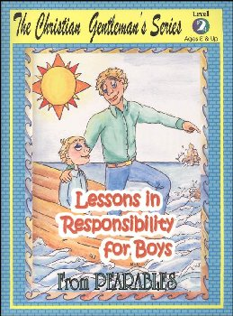 Lessons in Responsibility for Boys Level 2