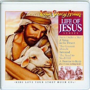 Life of Jesus CD Album