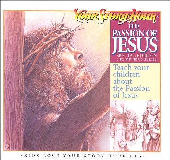 Passion of Jesus CD Album