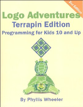 Logo Adventures Book - Terrapin edition (2Ed)