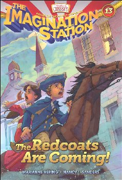 Redcoats Are Coming! - Book 13 (Imagination Station Series)