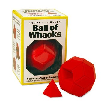 Ball of Whacks - Original Red
