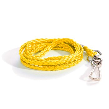 Loupe Lanyard - Yellow