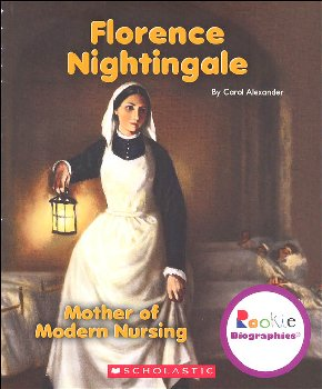 Florence Nightingale (Rookie Biographies)