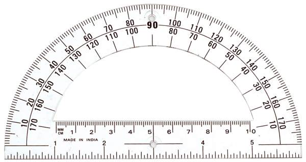 "6"" Professional Protractor"