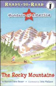 Rocky Mountains (Wonders America) (RTR L1)