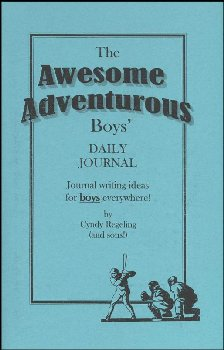 Awesome, Adventurous Boy's Daily Journal