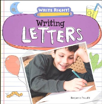 Writing Letters (Write Right!)