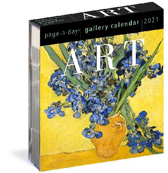 Art Page-A-Day 2020 Gallery Calendar