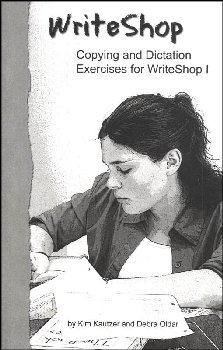 Copying & Dictation Exercises for WriteShop 1