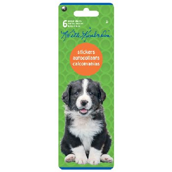 Keith Kimberlin Puppies Sticker Flip Pack