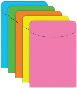 Brite Pockets: Brite Assorted Bag of 35
