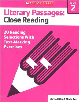 Literary Passages: Close Reading Grade 2
