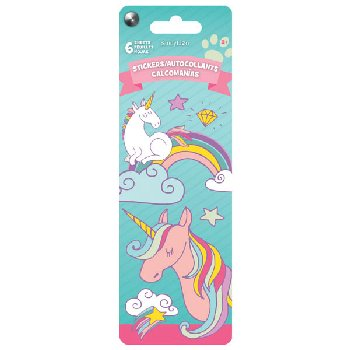 Magical Unicorns Sticker Flip Pack