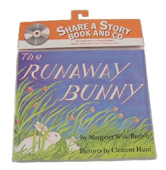 Runaway Bunny Book and CD Set