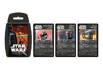 Top Trumps Card Game-Star Wars Episodes I-III