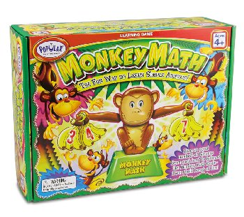 Monkey Math Game (Balance)