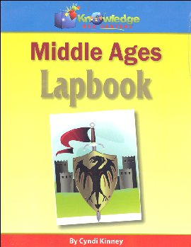 Middle Ages Lapbook Printed Booklet