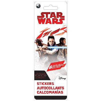 Star Wars 8 Sticker Flip Pack