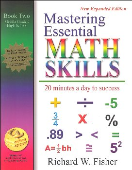 Mastering Essential Math Skills Book 2