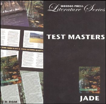 Jade CD-ROM Test Masters