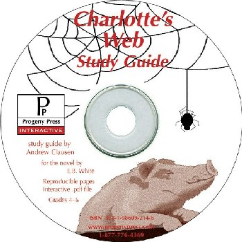 Charlotte's Web Study Guide on CD