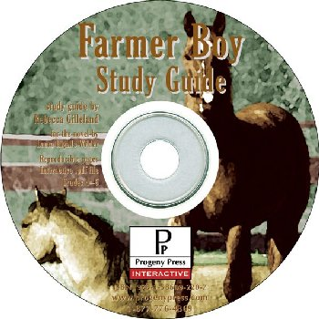 Farmer Boy Study Guide on CD