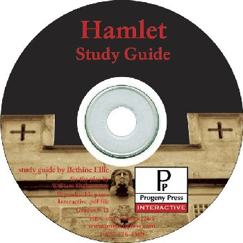 Hamlet Study Guide on CD