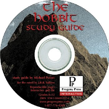 Hobbit Study Guide on CD
