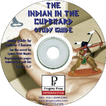 Indian in the Cupboard Study Guide on CD