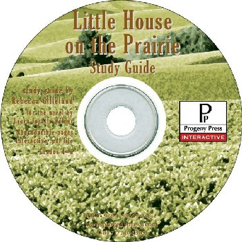 Little House on the Prairie Study Guide on CD