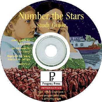 Number the Stars Study Guide on CD