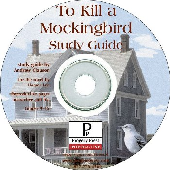 To Kill a Mockingbird Study Guide on CD