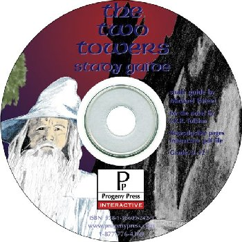 Two Towers Study Guide on CD