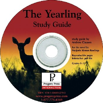 Yearling Study Guide on CD