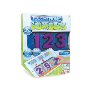 Touchtronic Numbers (for iPad)
