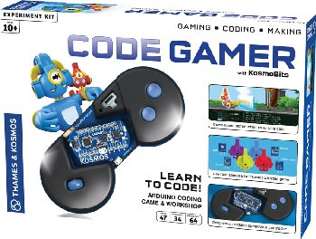 Code Gamer Experiment Kit