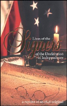Lives of Signers of Declaration of Independence