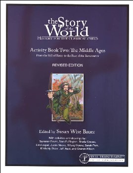 Story of the World Vol. 2 2nd Edition Activity Book (Paperback)